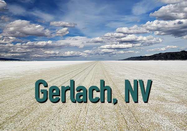 Gerlach Nevada